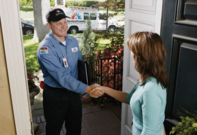 in-home estimate from Golden Seal Service Experts Heating & Air Conditioning
